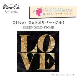 Oliver Gal(オリバー・ガル) SOLID GOLD STONE