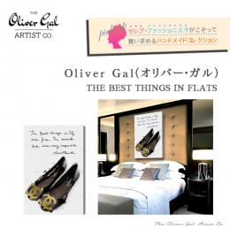 Oliver Gal(オリバー・ガル) THE BEST THINGS IN FLATS