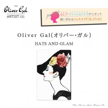 Oliver Gal(オリバー・ガル) HATS AND GLAM