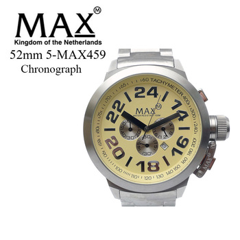 MAX XL WATCHES 5-MAX459 腕時計 クロノグラフ機能