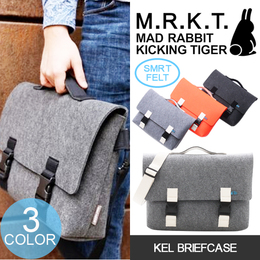 M.R.K.T. Mad Rabbit Kicking Tiger ブリーフケース